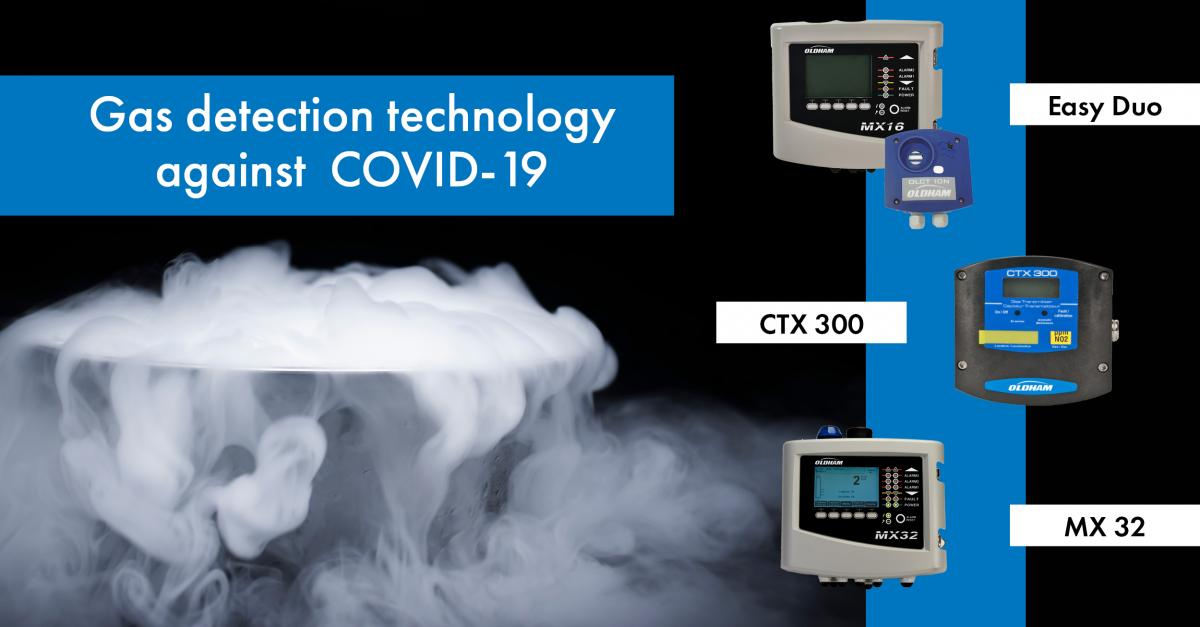 Gas Detection vs COVID-19