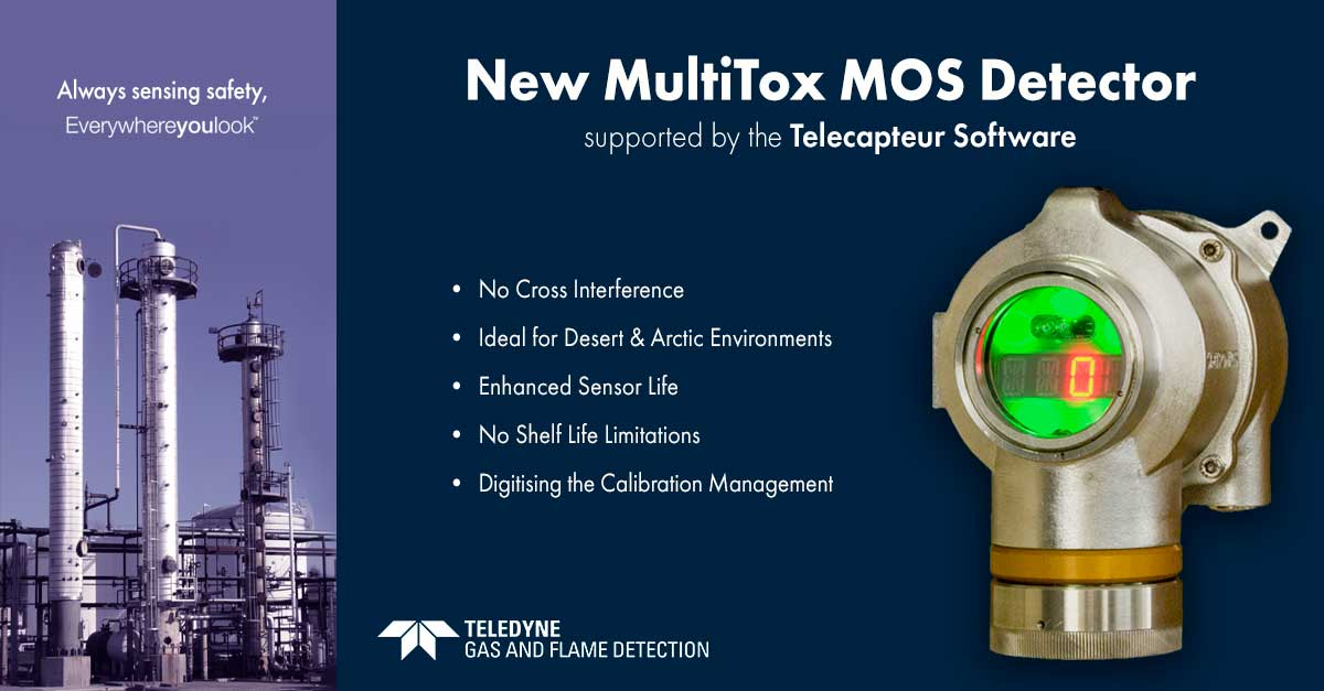 Introducing our New MultiTox MOS Detector for H₂S Detection in Desert and Arctic Environments