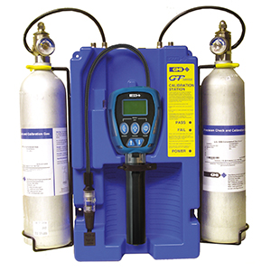 GT Series Gas Test & Calibration Station