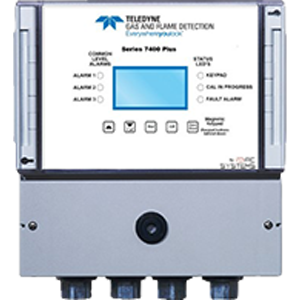 7200+ & 7400+ fixed Gas Controllers