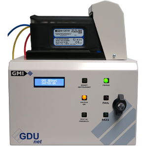 Gas Delivery Unit Net - Calibration Station