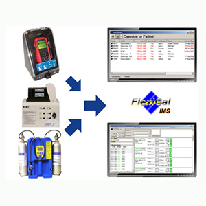 Instrument Management System for Portable Gas Detectors