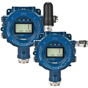 OLCT 80 / OLCT 80W Fixed Gas Detector
