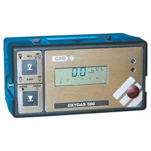Oxygas 500 - Portable Gas Leak Detector