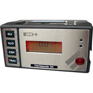 First Responder MG Portable Gas Detection