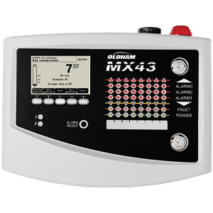 SIL-1 Certified MX 43 - Controller