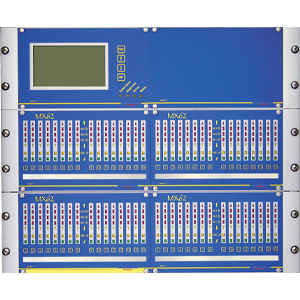 MX 62 secure 64-channel controller