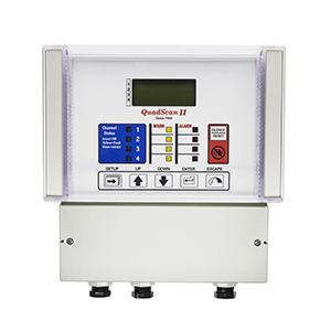 7400 QuadScan - Four Point Analog Gas Controller