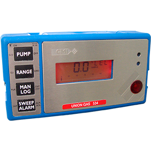 GASURVEYOR 534 gas detector