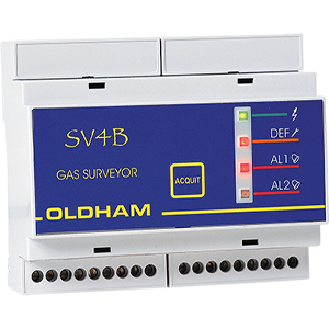 One channel gas controller Surveyor 4B